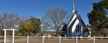 Historic Yandilla Church